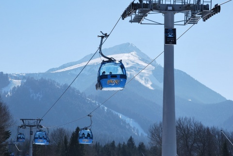 Bulgaria: Constriction Violations Committed at Bansko Ski Resort