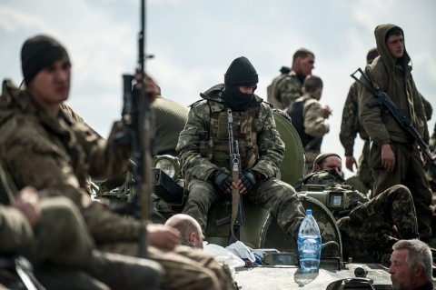 Bulgaria: Ukraine's Special Forces to Storm Occupied Buildings