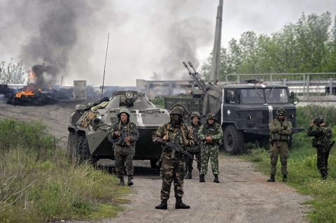 Bulgaria: Ukraine Forces 'Control Half of Slaviansk Territory'