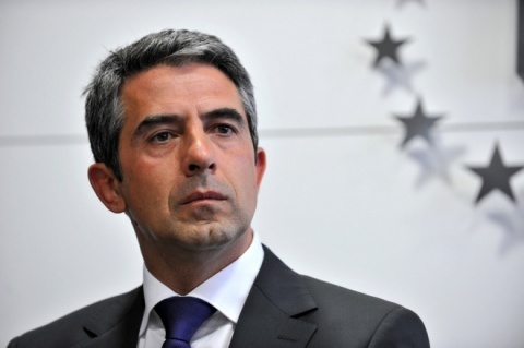 Bulgaria: Rosen Plevneliev Expresses Condolences for Ukraine's Odessa Victims
