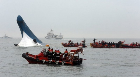 Bulgaria: South Korean Ferry Search Diver Dies