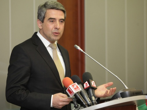 Bulgaria: Bulgaria's President: Balkans 'Could Be Next Destabilized Region'