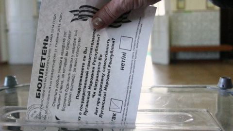 Bulgaria: Donetsk, Luhansk Hold Controversial Self-Rule Referendums