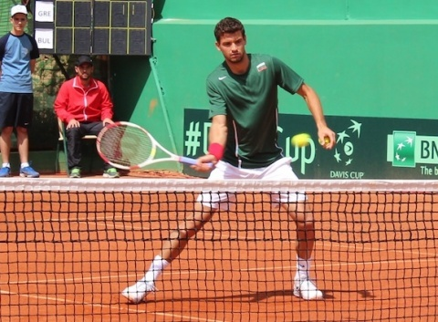 Bulgaria: Grigor Dimitrov Defeats Croatian Giant in Rome