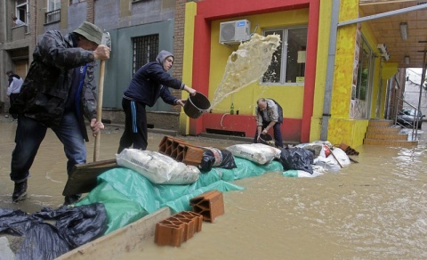 floods: Serbia, Bosnia Floods' Death Toll Up