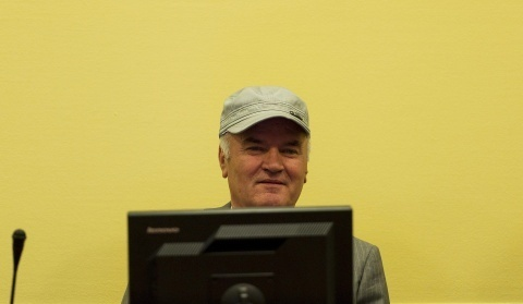 Bulgaria: Ratko Mladic Begins Defense in Hague Court