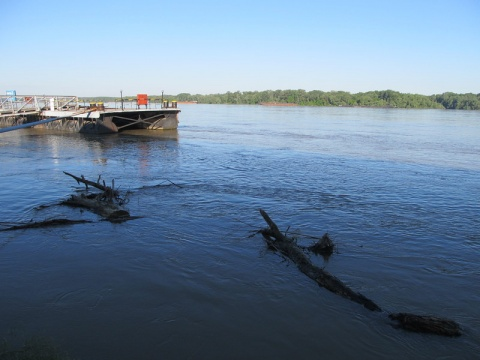 Bulgaria: Bulgarian Quays at Risk of Flooding as Danube River is Rising