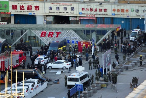 Bulgaria: Terrorist Attack Leaves 31 Dead in China's Xinjiang