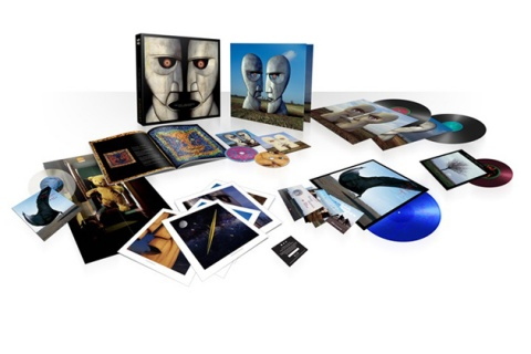 Bulgaria: Pink Floyd Re-Issue The Division Bell, Release New Video