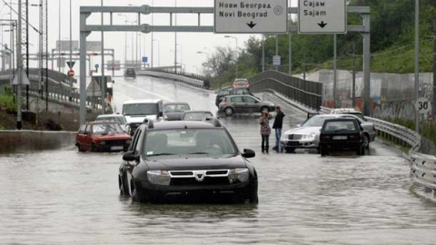 Bulgaria: Serbia PM: Damage Caused by Floods to Exceed 0.6% of GDP