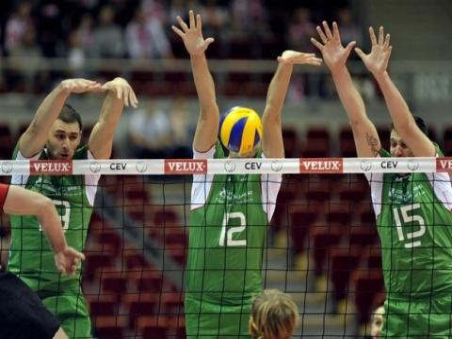 Bulgaria: Bulgaria Hosts USA in Volleyball World League Opener