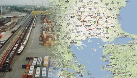 Bulgaria: Construction of Intermodal Terminal in Bulgaria's Plovdiv Kicks Off