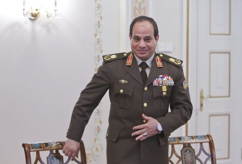 Bulgaria: Egypt's Sisi Set to Win President Vote by Landslide