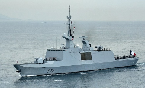 Bulgaria: French Frigate Surcouf Entered the Black Sea