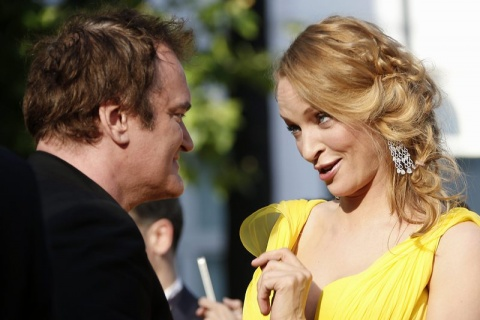 Bulgaria: Quentin Tarantino and Uma Thurman Are a Couple, At Last
