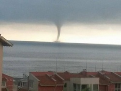 Bulgaria: Tornado Seen off Bulgaria's Black Sea Coast