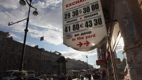 Bulgaria: Crimea Switches Over to Russian Rouble
