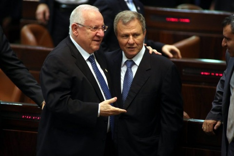 Bulgaria: Reuven Rivlin to Be Israel's Next President