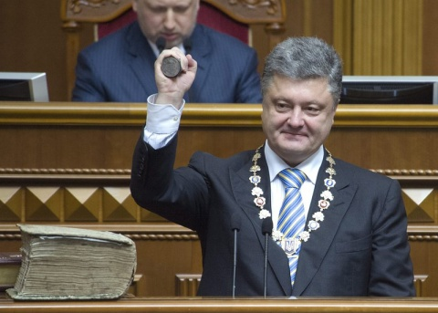 Bulgaria: Wikileaks Says Ukraine's Poroshenko 'Was US Informant'