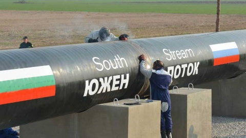 Bulgaria: DW: Strife over South Stream