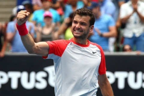 Bulgaria: Grigor Dimitrov Makes Queen's Final Beating Wawrinka
