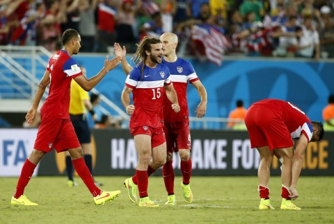 Bulgaria: USA Beats Ghana in World Cup, Dempsey Scores Fastest Goal