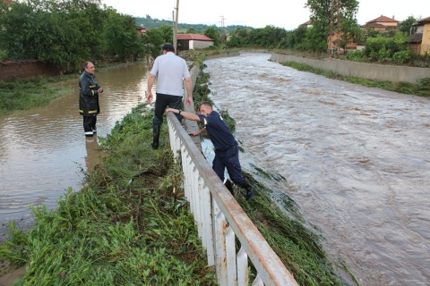 Bulgaria: Environment Ministry Warns of Possible Floods in Northern Bulgaria