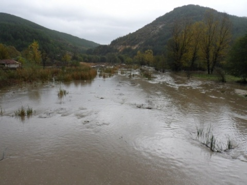 Bulgaria: Bulgaria's Major Rivers Still At Risk of Possible Overflowing