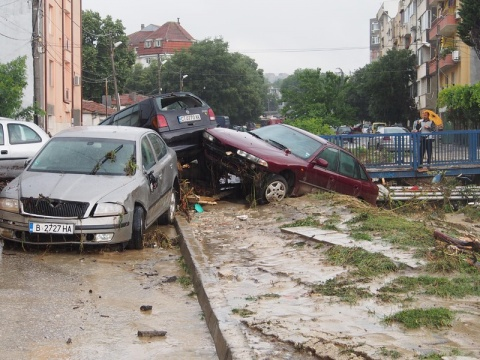 Bulgaria: Romania Ready to Send Equipment to Flood-Damaged Bulgaria