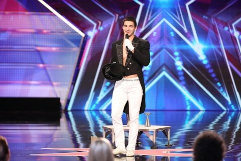 Bulgaria: Young Bulgarian Shines in America's Got Talent