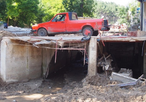 Bulgaria: Varna Needs over BGN 30 M to Recover Infrastructure after Floods