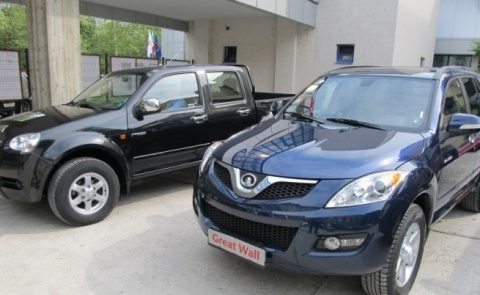 Bulgaria: 'Great Wall' Automobiles To Be Sold in Serbia
