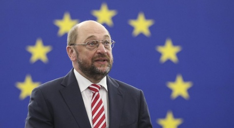 Bulgaria: Martin Schulz Re-elected as European Parliament President
