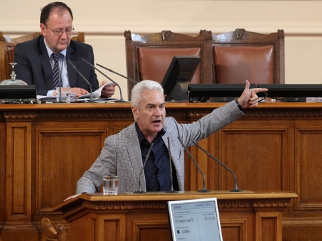 Bulgaria: Ataka to Leave Bulgarian Parliament, Leader 'Sees no Point'