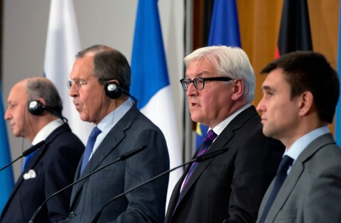 Bulgaria: Ukraine, Russia, Germany, France Adopt Meaures to End Donbass Crisis