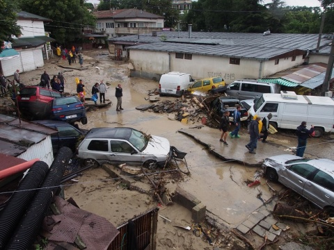 Bulgaria: Donations for Flood Victims in Bulgaria Approach BGN 2 M