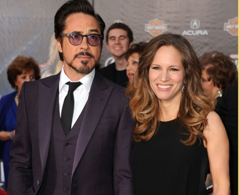 Robert Downey Jr And Wife Susan Expecting A Baby Novinite Com