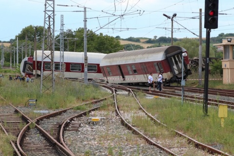 Bulgaria: Sofia-Varna Train Incident Leaves Motorman Dead