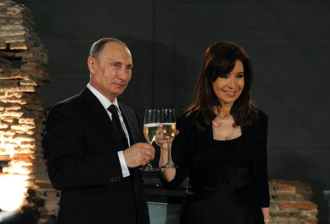 Bulgaria: Russia, Argentina Sign Nuclear Deals During Putin's Visit