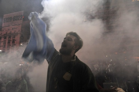Bulgaria: Clashes Break Out In Argentina After World Cup Defeat