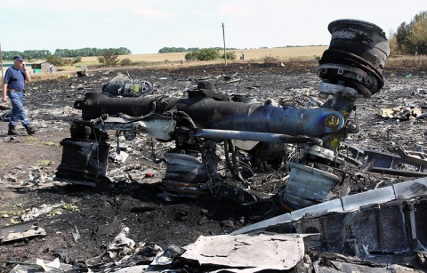Bulgaria: Russia 'to Back' UNSC Resolution on Crashed MH17 Plane