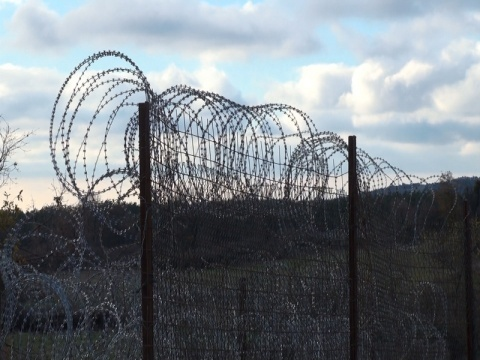 Bulgaria: Bulgaria-Turkey Border Fence Completed