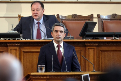 Bulgaria: President Rosen Plevneliev Urges Full Disclosure of 'KTB Files'