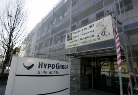 Bulgaria: Bulgaria's Troubled Corpbank No Longer A Bidder for Hypo Alpe Adria