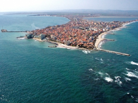 Bulgaria: Bulgaria's Pomorie 'Could Have' Dubai-Style Fake Islands