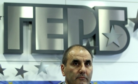 Bulgaria: Tsvetan Tsvetanov Heads Bulgaria's GERB Election Headquarters