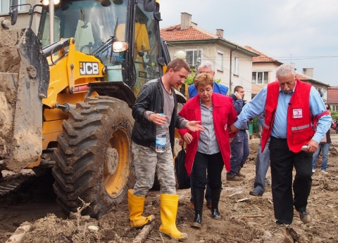 Bulgaria: Bulgaria 'Has Not Demanded EU Help for Floods' - Commissioner
