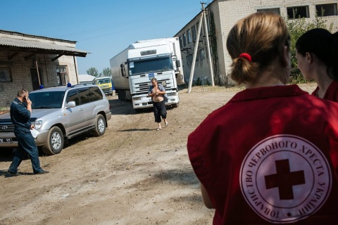 Bulgaria: Ukraine Refugee Convoy 'Hit' by Rockets, Mortars