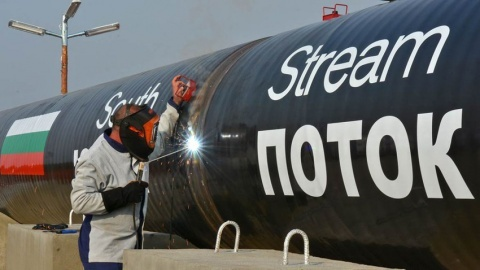 Bulgaria: Pipes Still Arriving, As Bulgaria Says South Stream is 'Frozen'