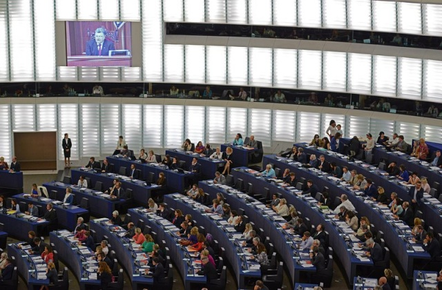 Bulgaria: EU Parliament, Ukraine's Rada Adopt Association Agreement at Once